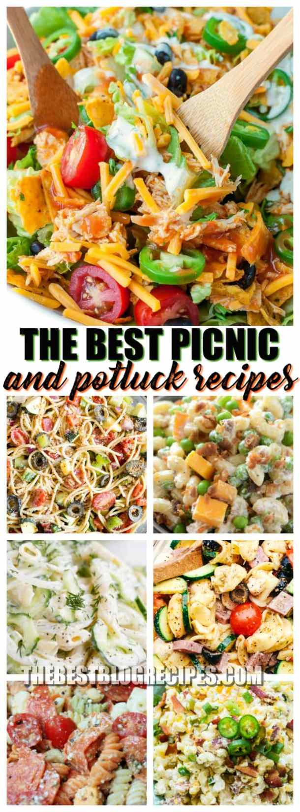 The Best Picnic and Potluck Recipes