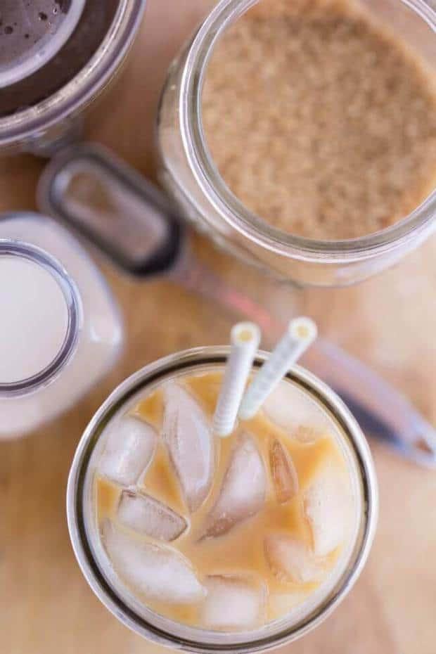 spiced coffee recipe