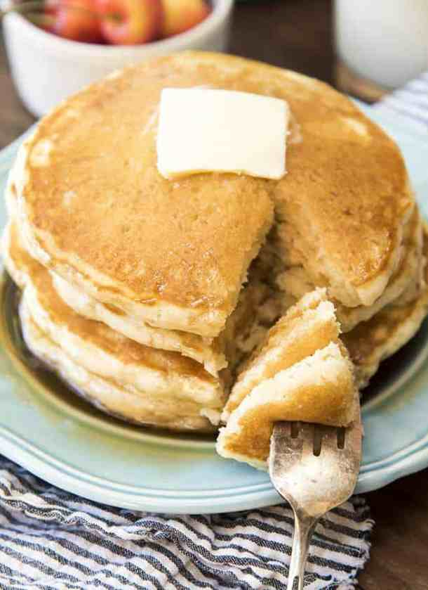 Perfect Pancakes-- Part of THE BEST PANCAKE RECIPES