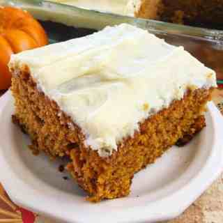 Better than You Know What Pumpkin Cake