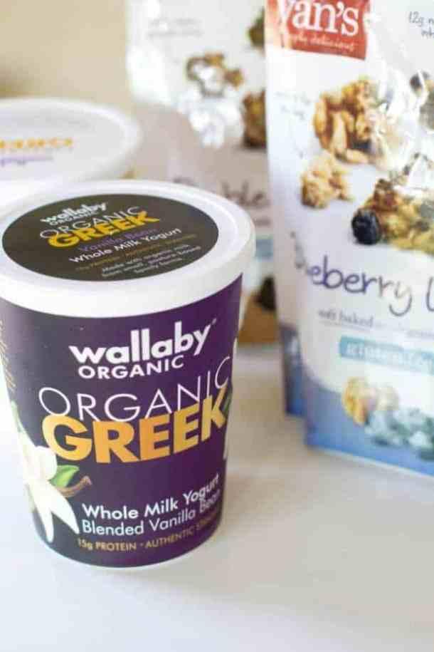 Wallaby Organic Yogurt