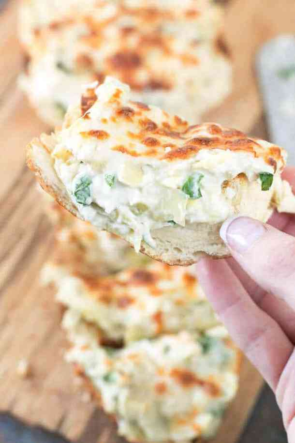 chicken-spinach-artichoke-dip-french-bread-recipe