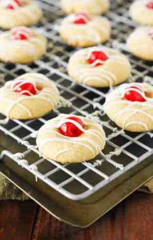 cherry-almond-cookies