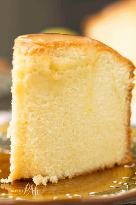 Old Fashioned Blue Ribbon Pound Cake. Tall, buttery, moist, dense. This pound cake is classic and very close to an original pound cake recipe.