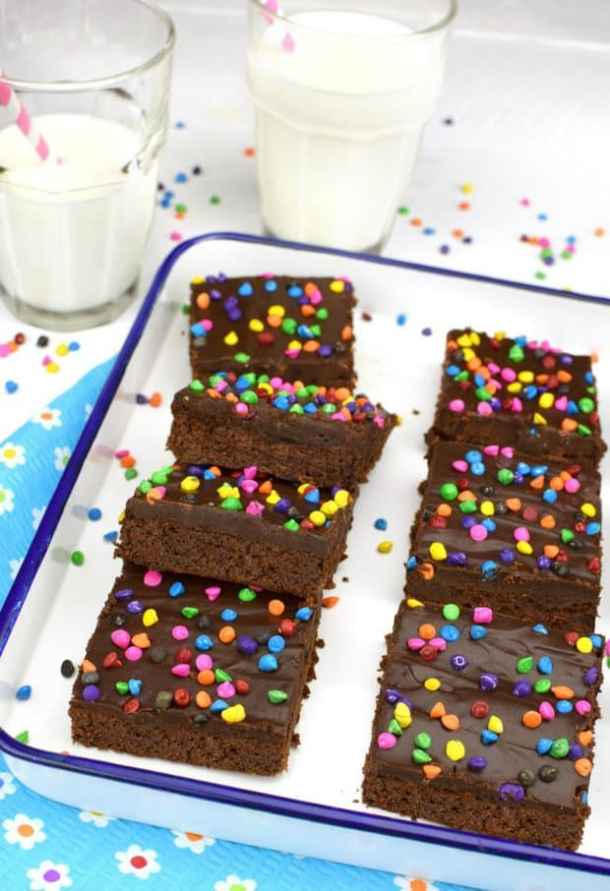Cosmic Brownies -- part of Easy Brownie Recipes for Every Occasion