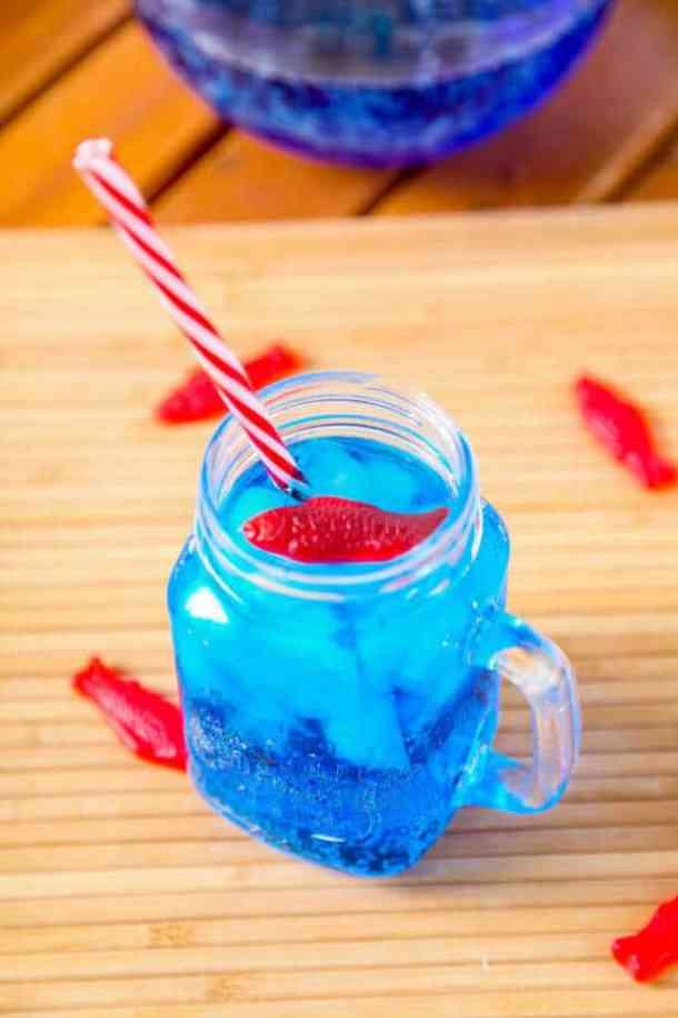 Copycat Sonic Ocean Water Recipe