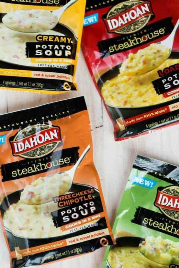 Idahoan Steakhouse Soups