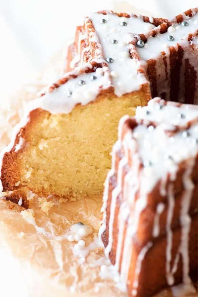 Champagne Bundt Cake Recipe