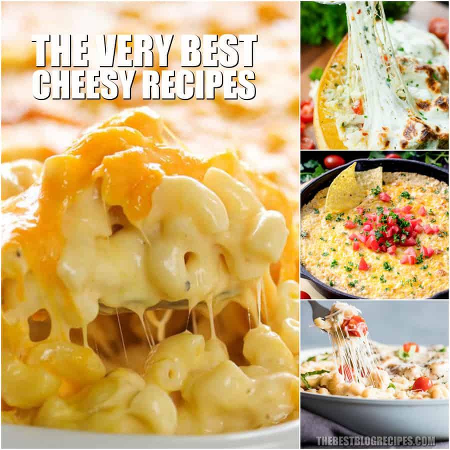 Quick and Easy Cheesy Recipes