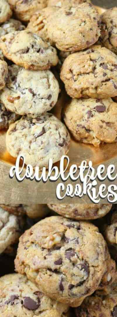 Doubletree Cookies Walnuts and Chocolate Chips