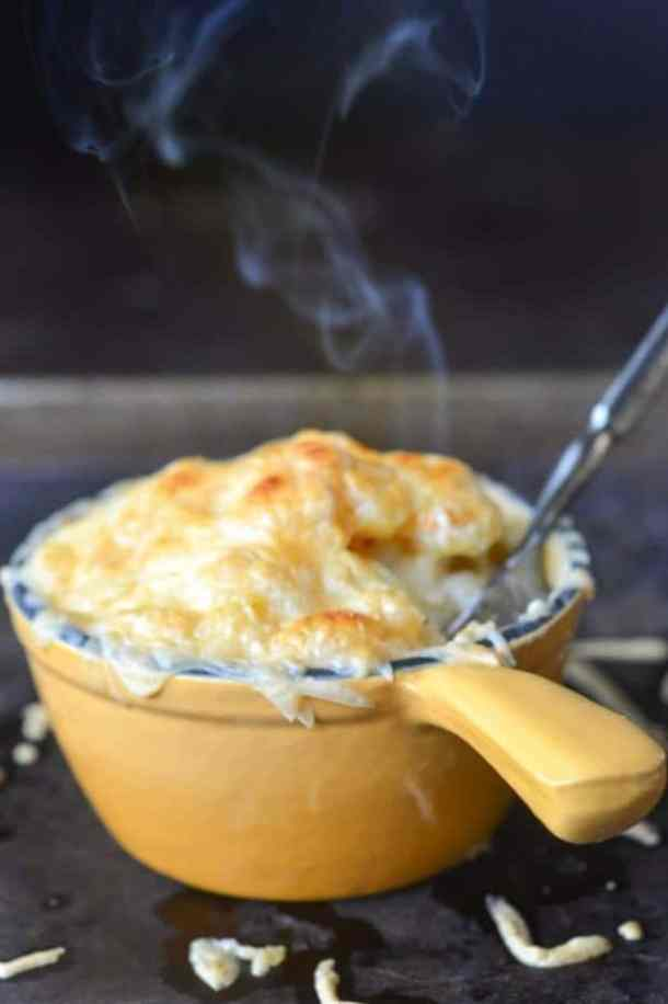 Smoked Gouda Mac and Cheese -- Part of The Best Macaroni and Cheese Recipes