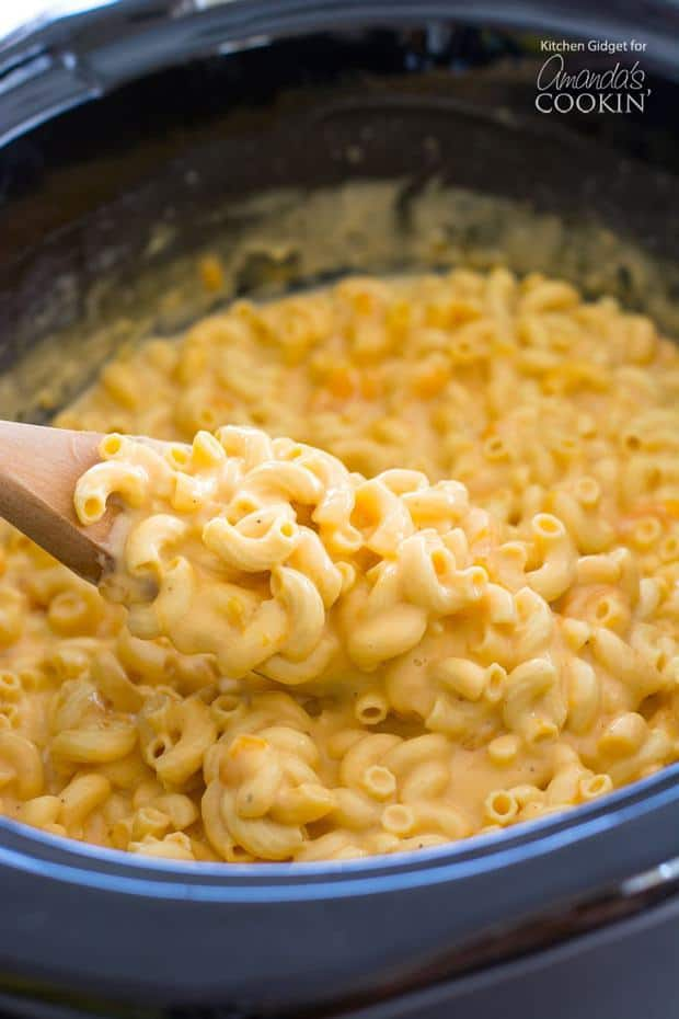 Crockpot Macaroni and Cheese -- Part of The Best Macaroni and Cheese Recipes