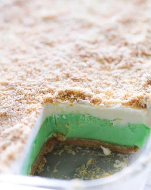 Lime Sherbet Dessert Recipe