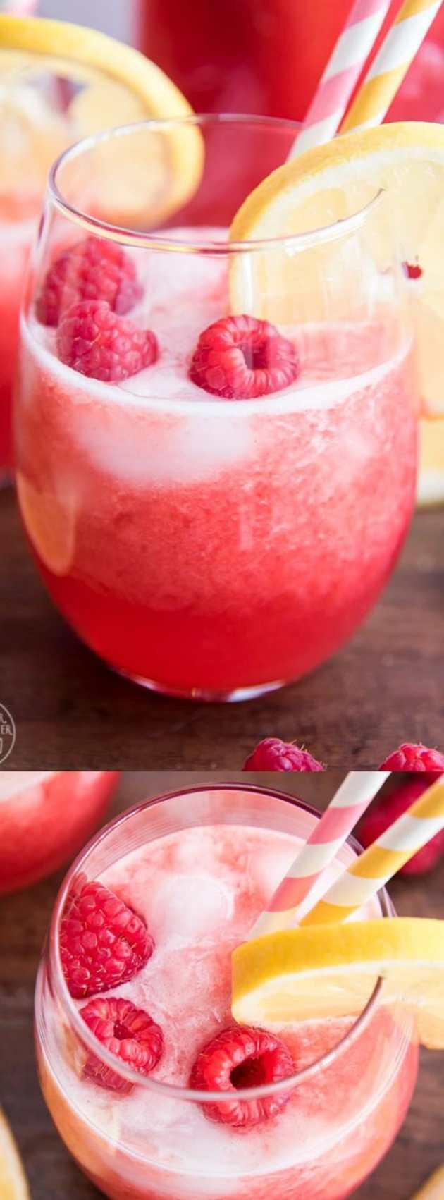 Raspberry Lemonade Longpin