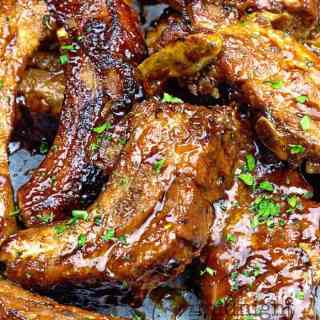 Roadhouse Ribs