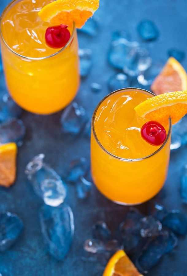 creamsicle delight cocktail recipe