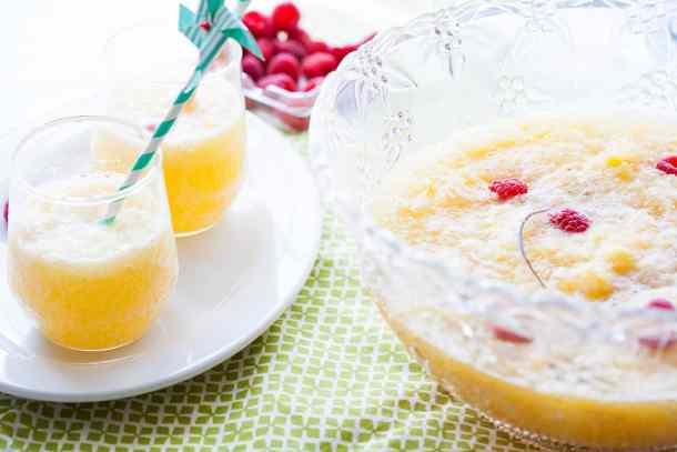 Banana Pineapple Punch Recipe