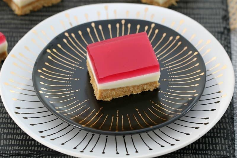 Easy Jelly Slice recipe