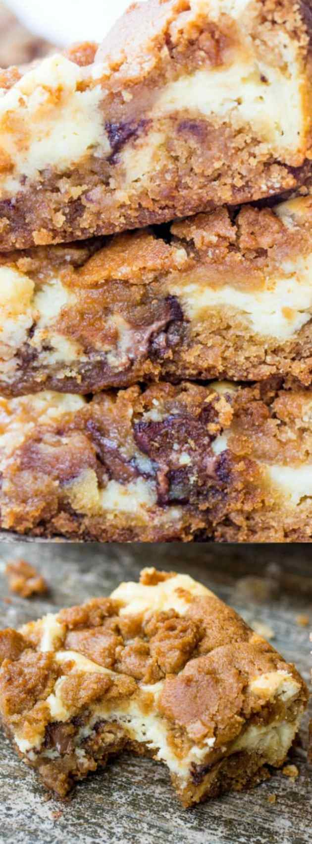 Peanut Butter cup cheesecake bars longpin