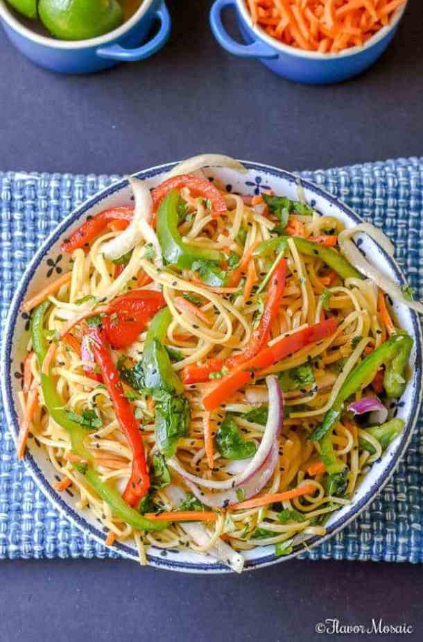 Thai Noodle Salad