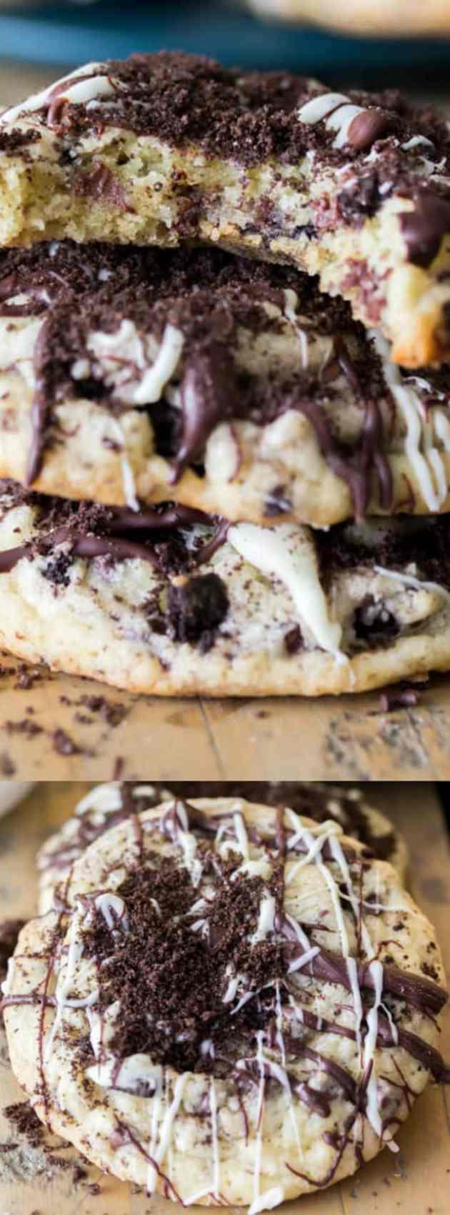 cookies and cream cookies longpin