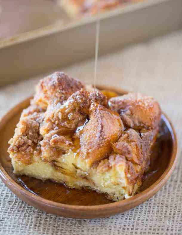 Easy French Toast Bake--Part of The Best French Toast Recipes