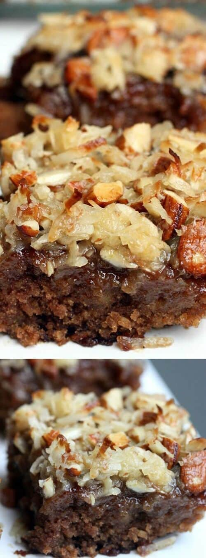 Grandmas Oatmeal Cake
