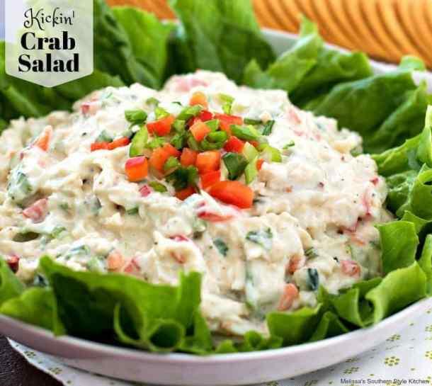 Kickin' Crab Salad Recipe