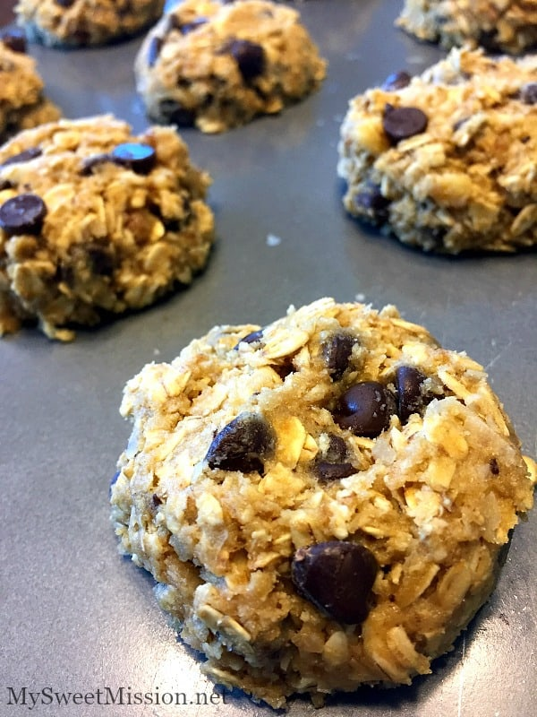 Loaded Oatmeal Cookies Recipe
