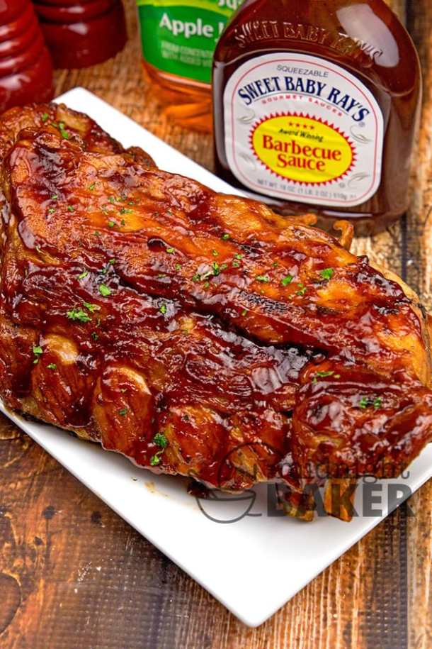 Sweet and Sticky Ribs Recipe