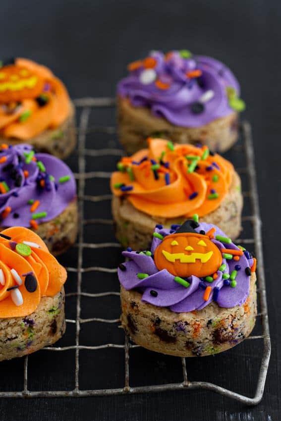Halloween Chocolate Chip Cookies Recipe