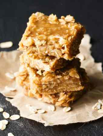 Oat Fudge