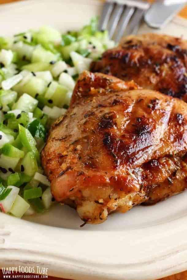 Honey Lemon Grilled Chicken Recipe