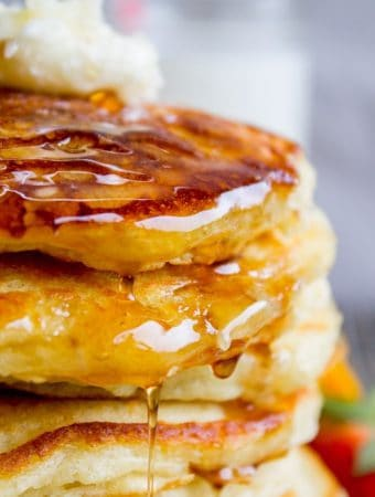 The Best Pancakes I've Ever Made-- Part of THE BEST PANCAKE RECIPES