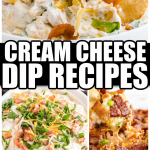 Long Pin for Cream Cheese Dip Recipes