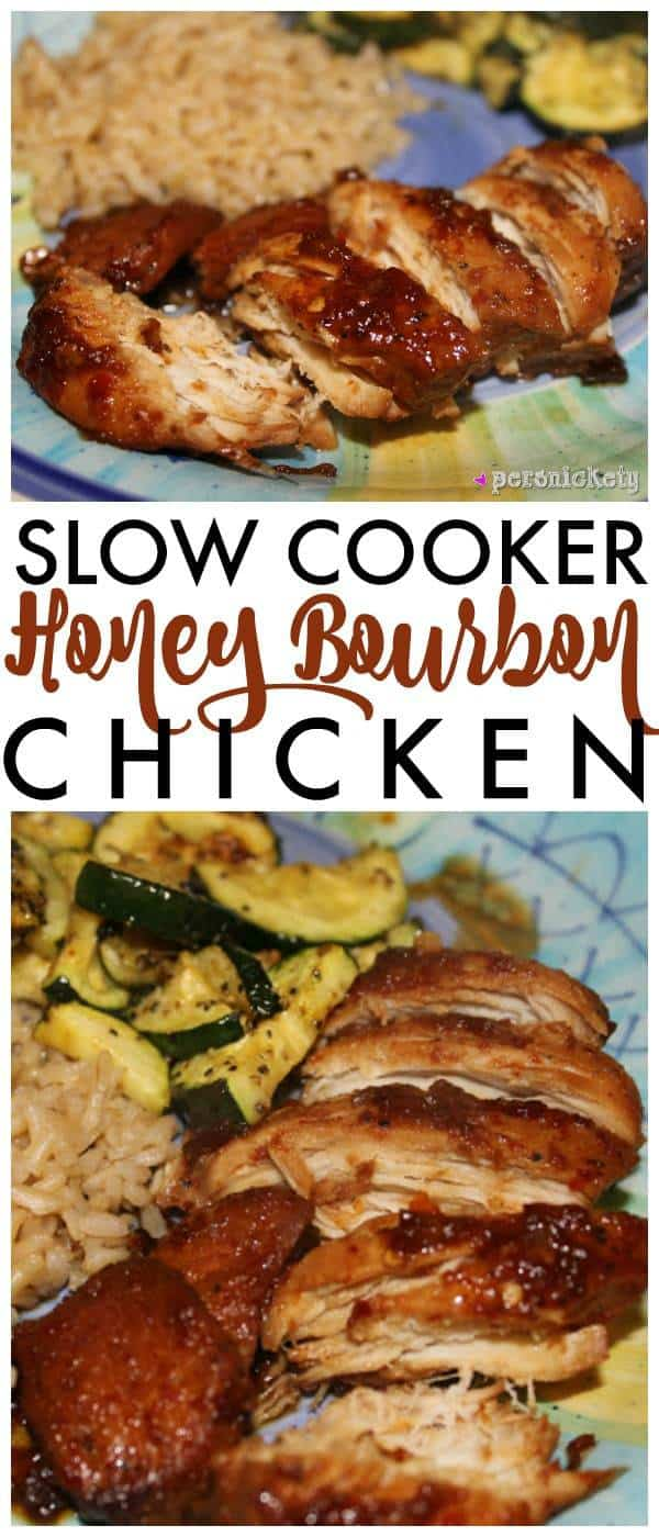If you love bourbon chicken from the food court at the mall, you'll love this version ofCrock Pot Honey Bourbon Chickenthat's made right in your slow cooker!