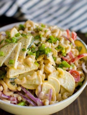 Best Pasta Salad Recipe