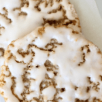 Old Fashioned Oatmeal Iced Cookies