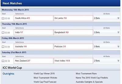 Sky Bet Cricket