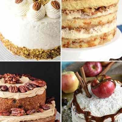 20 Amazing Apple Cake Recipes