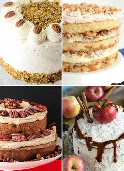 apple layer cake recipes