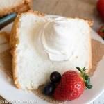 easy angel food cake recipe