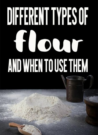 Have you ever stopped to consider the different types of flour available? Upon first glance, the bags on the supermarket shelves all look the same. Look a little closer, however, and you'll see that there are a surprising variety of flour types. Here's a handy guide to help you understand a little more each one.