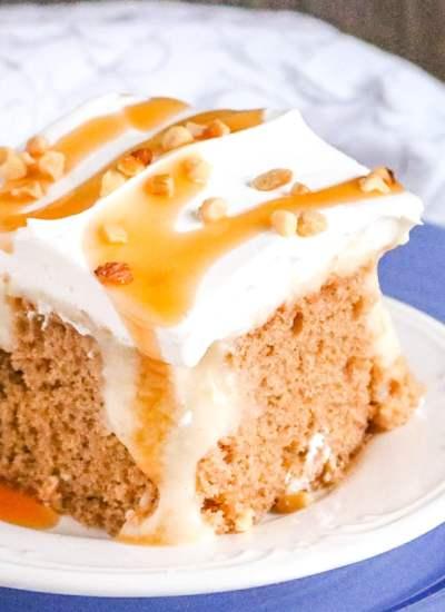 apple poke cake recipe