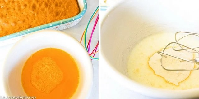 mango jello banana cream pudding