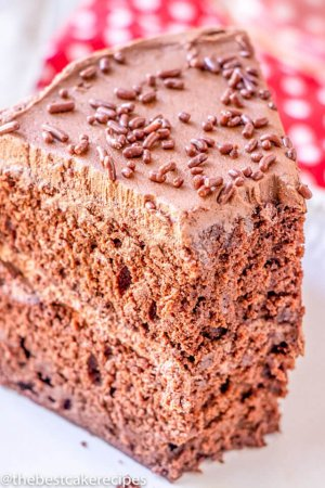 the best gluten free chocolate cake