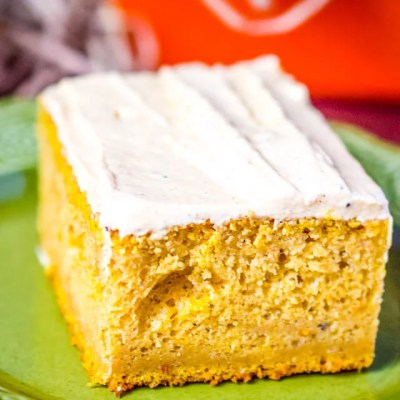 Pumpkin Chai Spice Cake