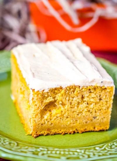 Pumpkin Chai Spice Cake Recipe