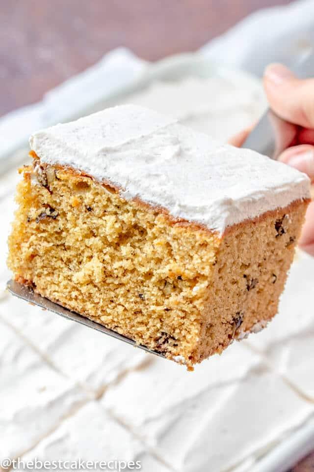 easy spice cake recipe