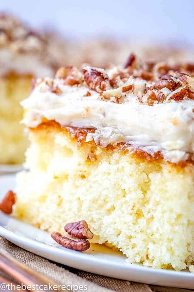 Angel Food Poke Cake Recipes